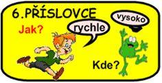SLOVNÍ DRUHY :: Béčko-Tc Štístkové Education, Learning, Children, School, Literatura, Young Children, Boys, Studying, Kids