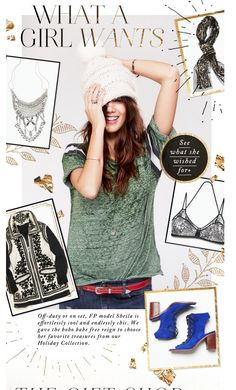 FreePeople, Email Design