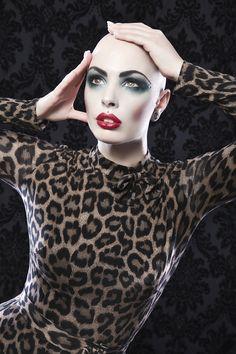 Leopard Girl by Helene Atsuko