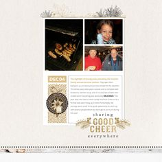 Days of December - Dec 4 by sterkeurs #designerdigitals