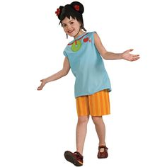 Ni Hao Kai Lan Costume Toddler
