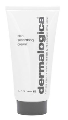 Dermalogica Skin Smoothing Cream is a medium-weight moisturizer that improves dry skin, reduces the signs of aging, and protects skin from environmental damage.  Silky amino acids and botanicals hydrate and smooth your skin.  Retinol, Vitamin C and Vitamin E brighten and enhance your complexion. Get Dermalogica  Skincare products at Skinbargains.com