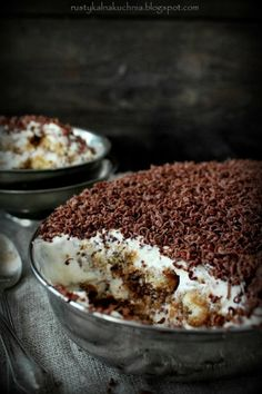 rustykalna kuchnia - cooking at home: Tiramisu classico