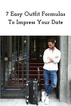 Impress Your Date. #MensFashion