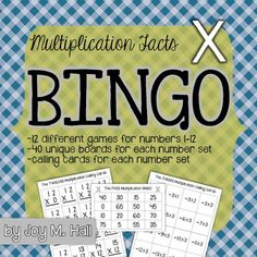 Get rid of worksheets and flashcards!  Here is a fun way to practice multiplication facts...and you don't even have to grade it!  Joy of Teaching - mrsjoyhall.com