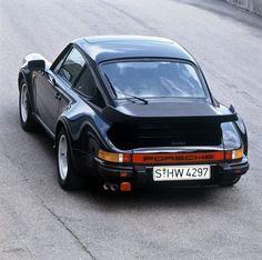 1985 Porsche 911 Turbo Coupe 3.3