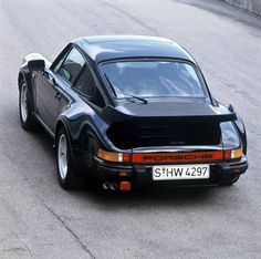 1985 Porsche 911 Turbo Coupe 3.3