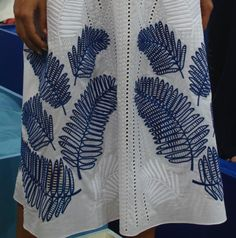 patternprints journal: PATTERNS, PRINTS, TEXTURES AND SURFACES INTO S/S 2017 FASHION COLLECTIONS / NEW YORK 19 - Tanya Taylor