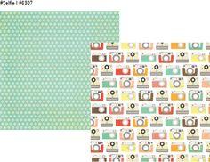 Summer Vibes 12x12 Paper #Selfie