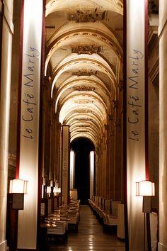 Louvre, Café Marly