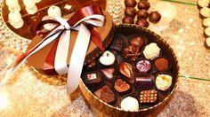 Chocolates, Desserts, Gifts, Tailgate Desserts, Deserts, Presents, Chocolate, Postres, Dessert