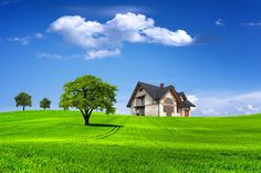 House On The Hill Samsung Galaxy Note 3 Wallpapers HD _Samsung Wallpapers 3d Wallpaper Landscape, 3d Nature Wallpaper, Desktop Background Nature, Best Nature Wallpapers, Simple Wallpapers, Beautiful Nature Wallpaper, Beautiful Scenery, 3d Wallpaper For Mobile, All Hd Wallpaper