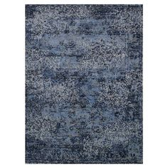Keep high-traffic areas like your mudroom or kitchen looking sharp with this versatile rug, showcasing a distressed Persian motif for timeless style with a t...