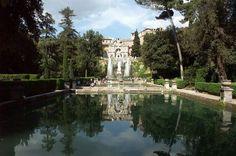Cidades Próximas a Roma: Villa d'Este em Tivoli