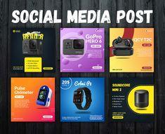 Social Media Poster, Social Media Banner, Social Media Design, Food Graphic Design, Ad Design, Slogan Design, Mobile Shop Design, Instagram Design, Instagram Posts