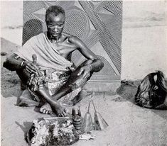 Igbo medicine man - Traditional African religion - Wikipedia, the free encyclopedia