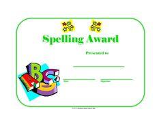 Super Student Award Awards Awards  Free Printable Ideas