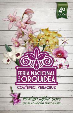 4.ª Feria Nacional de la orquídea en Coatepec