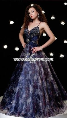 Alyce Prom Dresses - Style 6502