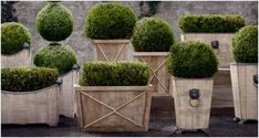 If you're trying to find an inexpensive way to decorate your front porch, and have the added benefit of color and versatility, planters are your answer. Planters offer the ability to be moved around or stay stationary. If your home is an urban area and you long for greenery outside your window, or elevated terrace, planters can bring the greenery without the permanent garden or landscaping that a rural home would provide. Your home can enjoy the benefits of outdoor planters, and here are t