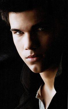 Lautner looking mighty fine.