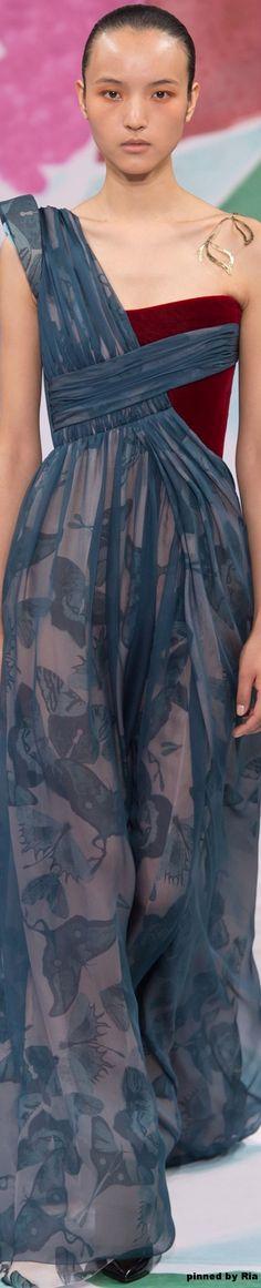Schiaparelli FW 2016-17 Couture l Ria
