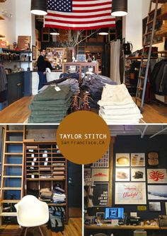 taylor stitch...design your own, quality menswear.....san fran............http://spottedsf.com/2013/01/08/spotted-san-francisco-mission-8/   TS-17