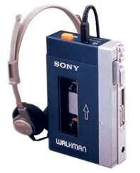 Sony Walkman for sudio cassette tapes & am/fm radio