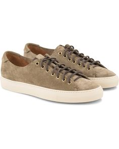 promo code c248a f7d59 Buttero Sneaker Grey Suede i gruppen Skor   Sneakers   Låga sneakers hos  Care of Carl