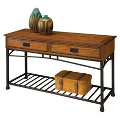 Moderne Console Table  at Joss and Main