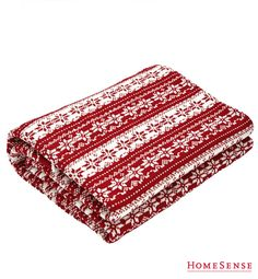 Cosy throw for Christmas holidays Scandinavian Nordic style Christmas. Got this in December / 2013 Christmas Colors, Christmas Holidays, Christmas Decorations, Swedish Christmas, Scandinavian Christmas, Homesense, Holiday Gifts, Holiday Decor, Fabric Yarn