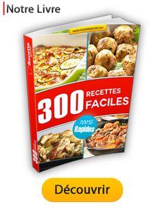 Livre 300 Recettes Faciles et Rapides
