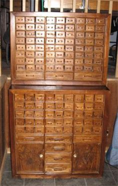 One of a Kind/126 drawer APOTHOCARY | Antiques for Sale in Eugene OR | 3148694581 | Classifieds on Oodle Marketplace
