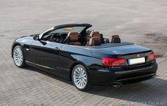 BMW E92 Cabrio   bmw 335i e93 cabrio lci facelift 3er bmw e90 e91 e92 e93