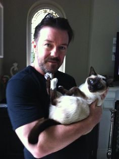 Ollie Gervais-Yes he has his own facebook(and yes I am a fan)