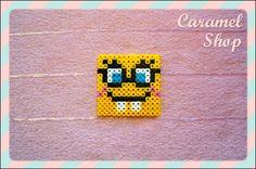 SpongeBob hama beads - Caramel Shop