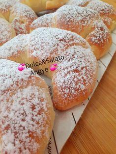 Challa Bread, Bread Recipes, Cake Recipes, Pan Dulce, Dinner Rolls, Cinnamon Rolls, Hot Dog Buns, I Foods, Buffet