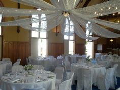 Our White Lace Canopy at Mission Estate Winery in sunny Hawkes Bay NZ