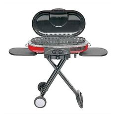 Inspired by the Fourth of July. Coleman Travel Grill  via Black Blog of Travel