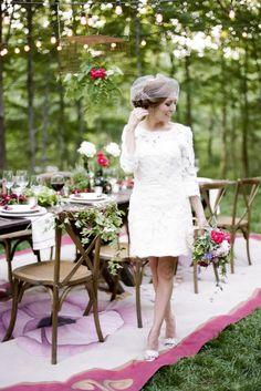 Nashville Wedding Inspiration | Modern Vintage Events | Southern Events Party Rentals | Street Tuxedo | Modern Trousseau | Wedding 101 Nashville, Tennessee  #W101Nashville #NashvilleWedding #WineInspired #WrensNest #ModernVintageEvents