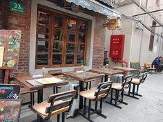 上海田子坊(泰康路)のカフェ |...