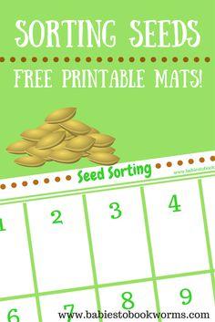Free sorting printab