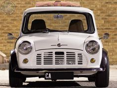 Love this Front End Friday RetroRod Mini Pup! Cool effortless styling, has to be 1 of the best looking Pups out there I reckon.
