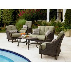 Exterior Alluring Cushions For Lazy Boy Outdoor Furniture Also Covers