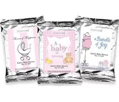 Baby Shower Coffee -  Girls You will soon have a beautiful baby girl. Celebrate your good fortune with your friends and family and remember to include these girl's baby shower coffee favors. http://www.favorfavorbaby.com/p-DD8293100-Girls.htm