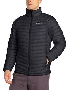 Columbia Men's Power Down Jacket, Black, X-Large Columbia ++ You can get best price to buy this with big discount just for you.++