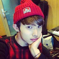 Hyun Sik Hyunsik Btob, Yook Sungjae, Hyung Sik, Cube Entertainment, Lee Min, Boy Groups, Beanie, Entertaining, Kpop