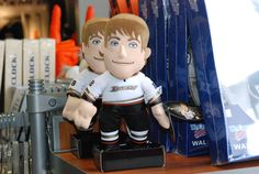 Amazing Teemu Selanne plush doll. Available at the Team Store or by phone at 888-438-2505