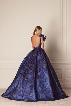 Hamda Al Fahim Fall/Winter 2015-6 Collection #couture #wedding | WedLuxe Magazine #luxurywedding
