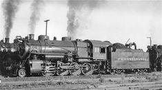 Richard Leonard's Random Steam Photo Collection -- Pennsylvania Railroad 2-8-0 7234